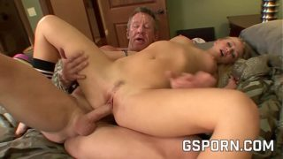 Teenager Fucking With Old Male